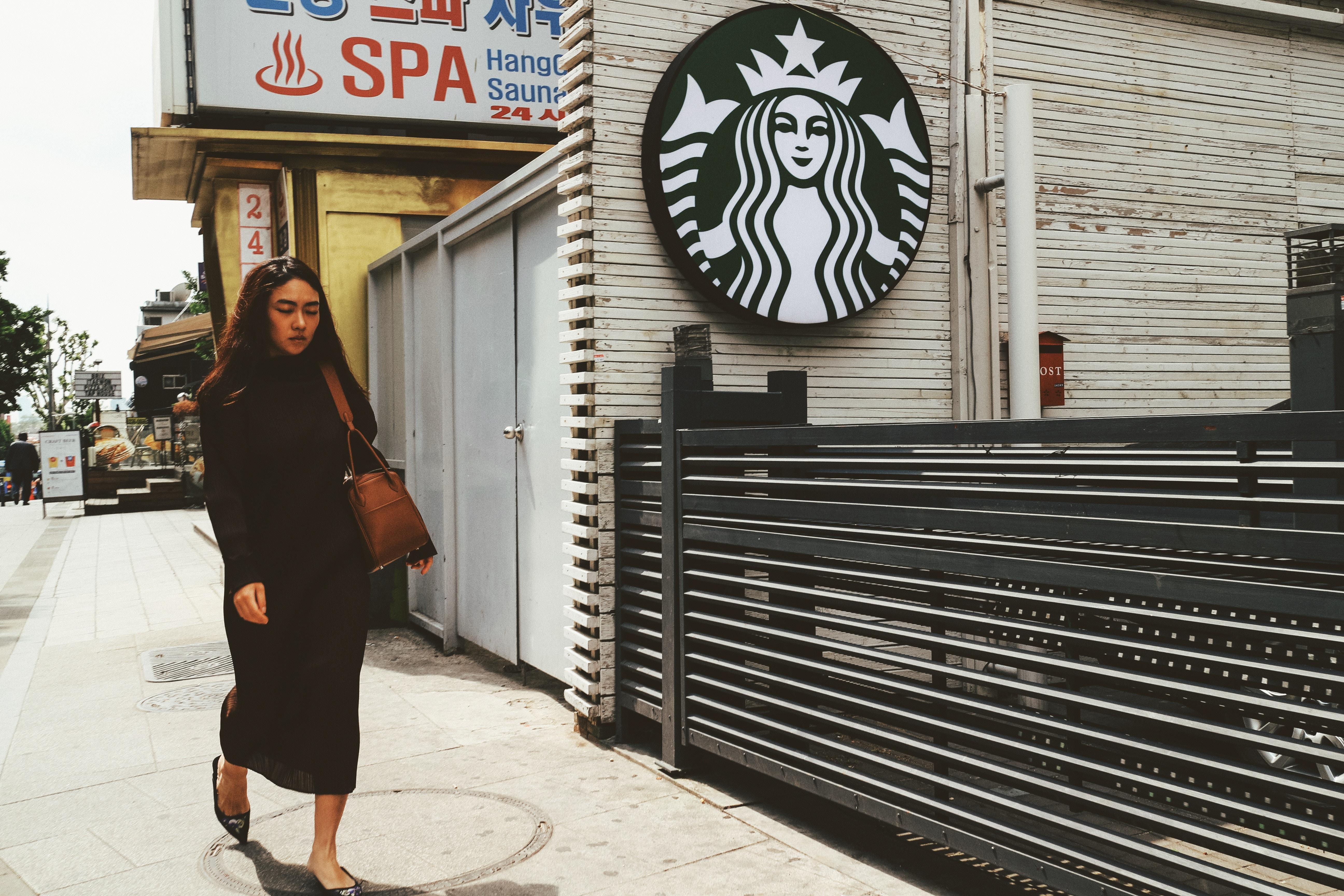 Dominanța Starbucks